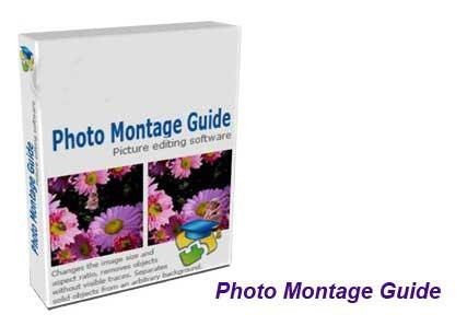 ویرایش تصاویر با ویرایشگر ساده و فوق العاده ی Photo Montage Guide v1.1